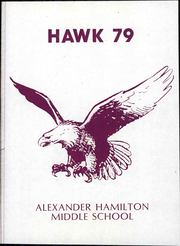 1979 Edition, Hamilton Middle School - Hawk Yearbook (Stockton, CA)