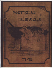 1977 Edition, Foothills Middle School - Memories Yearbook (Arcadia, CA)