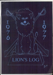 1977 Edition, Hyde Junior High School - Lions Log Yearbook (Cupertino, CA)