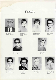 Page 12, 1968 Edition, Oxford Junior High School - Wildcat Yearbook (Cypress, CA) online yearbook collection