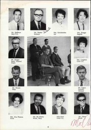 Page 14, 1968 Edition, Oxford Junior High School - Wildcat Yearbook (Cypress, CA) online yearbook collection