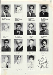 Page 15, 1968 Edition, Oxford Junior High School - Wildcat Yearbook (Cypress, CA) online yearbook collection