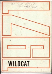 1971 Edition, Oxford Junior High School - Wildcat Yearbook (Cypress, CA)
