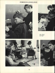 Adams Middle School - Ebb Tide Yearbook (Redondo Beach, CA) online yearbook collection, 1969 Edition, Page 56