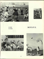 Adams Middle School - Ebb Tide Yearbook (Redondo Beach, CA) online yearbook collection, 1970 Edition, Page 57