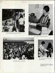 Bonita Vista Middle School - Crest Yearbook (Chula Vista, CA) online yearbook collection, 1974 Edition, Page 40