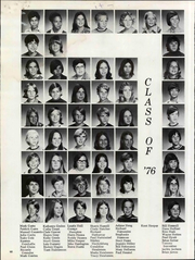 Bonita Vista Middle School - Crest Yearbook (Chula Vista, CA) online yearbook collection, 1974 Edition, Page 74