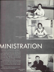 Page 11, 1963 Edition, Horace Mann Middle School - Cougar Yearbook (San Diego, CA) online yearbook collection
