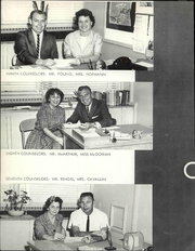 Page 12, 1963 Edition, Horace Mann Middle School - Cougar Yearbook (San Diego, CA) online yearbook collection