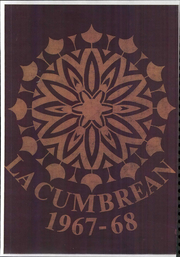 Page 1, 1968 Edition, La Cumbre Junior High School - La Cumbrean Yearbook (Santa Barbara, CA) online yearbook collection