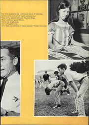 Page 11, 1968 Edition, La Cumbre Junior High School - La Cumbrean Yearbook (Santa Barbara, CA) online yearbook collection
