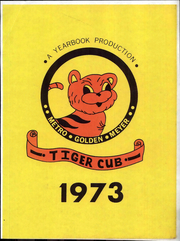 1973 Edition, South Pasadena Middle School - Tiger Cub Yearbook (South Pasadena, CA)