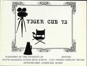 Page 7, 1973 Edition, South Pasadena Middle School - Tiger Cub Yearbook (South Pasadena, CA) online yearbook collection