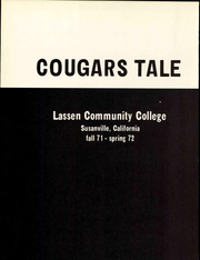 Page 8, 1972 Edition, Lassen Community College - Cougars Tale Yearbook (Susanville, CA) online yearbook collection