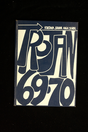 Page 1, 1970 Edition, Fontana Middle School - Trojan Yearbook (Fontana, CA) online yearbook collection
