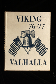 1977 Edition, Valley View Middle School - Viking Valhalla Yearbook (Simi Valley, CA)