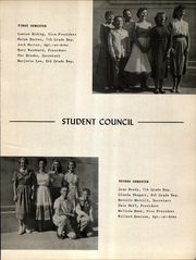 Page 11, 1955 Edition, Lincoln Junior High School - Railsplitter Yearbook (Taft, CA) online yearbook collection