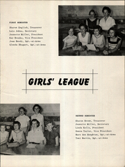 Page 15, 1955 Edition, Lincoln Junior High School - Railsplitter Yearbook (Taft, CA) online yearbook collection