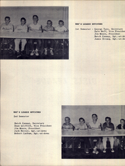 Page 16, 1955 Edition, Lincoln Junior High School - Railsplitter Yearbook (Taft, CA) online yearbook collection