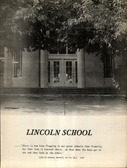 Page 3, 1955 Edition, Lincoln Junior High School - Railsplitter Yearbook (Taft, CA) online yearbook collection