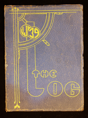 1939 Edition, Ventura Junior High School - Log Yearbook (Ventura, CA)