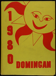1980 Edition, Dominga High School - Domingan Yearbook (Ontario, CA)