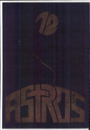 1972 Edition, Apollo Junior High School - Astros Yearbook (Anaheim, CA)