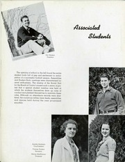 Page 38, 1938 Edition, Humboldt State University - Sempervirens Yearbook (Arcata, CA) online yearbook collection