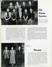 Page 46, 1938 Edition, Humboldt State University - Sempervirens Yearbook (Arcata, CA) online yearbook collection