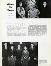 Page 47, 1938 Edition, Humboldt State University - Sempervirens Yearbook (Arcata, CA) online yearbook collection