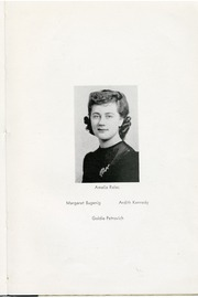 Page 11, 1945 Edition, Humboldt State University - Sempervirens Yearbook (Arcata, CA) online yearbook collection
