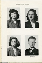 Page 5, 1945 Edition, Humboldt State University - Sempervirens Yearbook (Arcata, CA) online yearbook collection