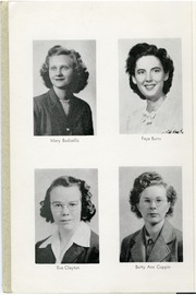 Page 6, 1945 Edition, Humboldt State University - Sempervirens Yearbook (Arcata, CA) online yearbook collection