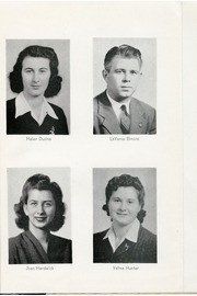 Page 7, 1945 Edition, Humboldt State University - Sempervirens Yearbook (Arcata, CA) online yearbook collection