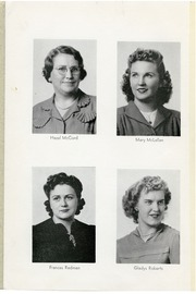 Page 8, 1945 Edition, Humboldt State University - Sempervirens Yearbook (Arcata, CA) online yearbook collection