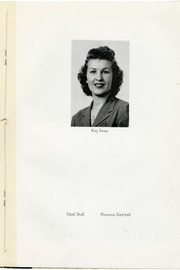 Page 9, 1945 Edition, Humboldt State University - Sempervirens Yearbook (Arcata, CA) online yearbook collection
