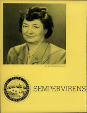 Page 10, 1952 Edition, Humboldt State University - Sempervirens Yearbook (Arcata, CA) online yearbook collection
