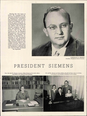 Page 13, 1952 Edition, Humboldt State University - Sempervirens Yearbook (Arcata, CA) online yearbook collection