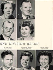 Page 15, 1952 Edition, Humboldt State University - Sempervirens Yearbook (Arcata, CA) online yearbook collection