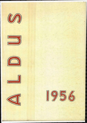 1956 Edition, Armstrong College - Aldus Yearbook (Berkeley, CA)