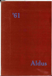 1961 Edition, Armstrong College - Aldus Yearbook (Berkeley, CA)