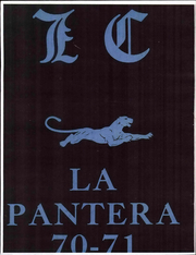 Page 1, 1971 Edition, Los Cerros Middle School - La Pantera Yearbook (Danville, CA) online yearbook collection