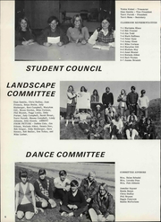 Page 12, 1971 Edition, Los Cerros Middle School - La Pantera Yearbook (Danville, CA) online yearbook collection