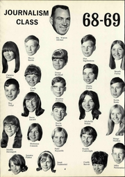 Page 10, 1969 Edition, Jacobs Junior High School - Trojan Yearbook (Eureka, CA) online yearbook collection