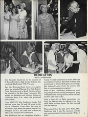 Page 9, 1979 Edition, Parks Junior High School - Panther Yearbook (Fullerton, CA) online yearbook collection