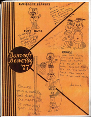 1977 Edition, Bancroft Middle School - Beaverlog Yearbook (Long Beach, CA)