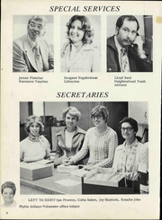 Page 14, 1977 Edition, Roosevelt Junior High School - Roughrider Yearbook (Modesto, CA) online yearbook collection