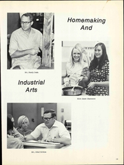 Raymond Cree Middle School - Amistad Yearbook (Palm Springs, CA) online yearbook collection, 1973 Edition, Page 23