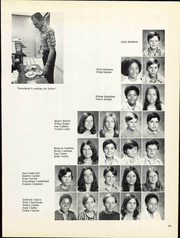 Page 59, 1973 Edition, Raymond Cree Middle School - Amistad Yearbook (Palm Springs, CA) online yearbook collection