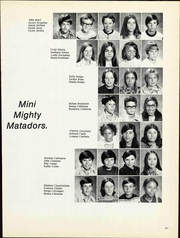 Page 71, 1973 Edition, Raymond Cree Middle School - Amistad Yearbook (Palm Springs, CA) online yearbook collection